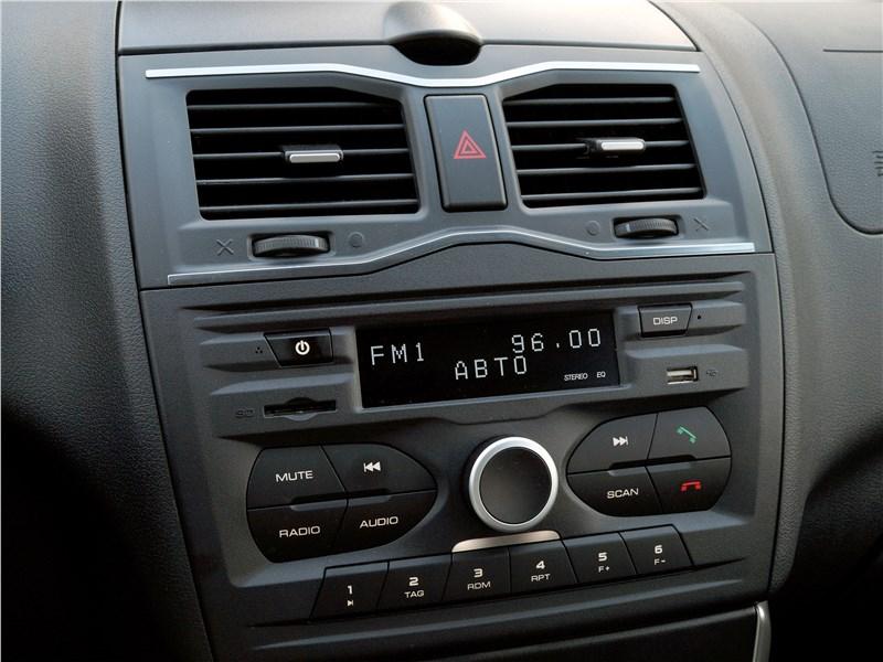 Lada Granta 2019 центральная консоль