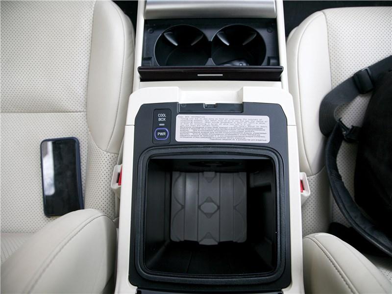 Lexus GX 460 2014 бокс