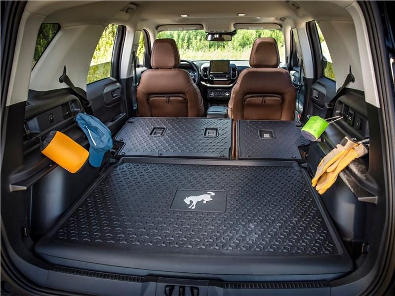 Ford Bronco Sport (2021) багажное отделение