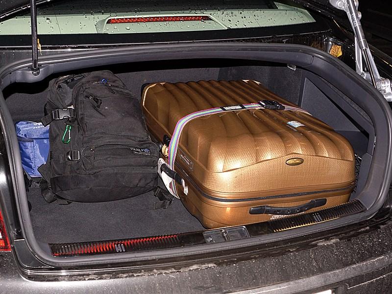 Volkswagen Phaeton 2011 багажное отделение