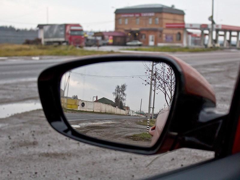 Kia Pro cee'd 2013 3 дв. боковое зеркало