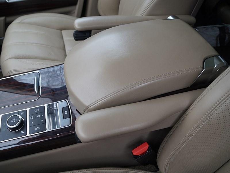 Range Rover LWB 2014 дополнительные подлокотники