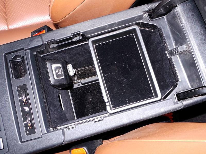 Lexus RX 450h F-Sport 2014 бокс со съемным лотком и двойным дном