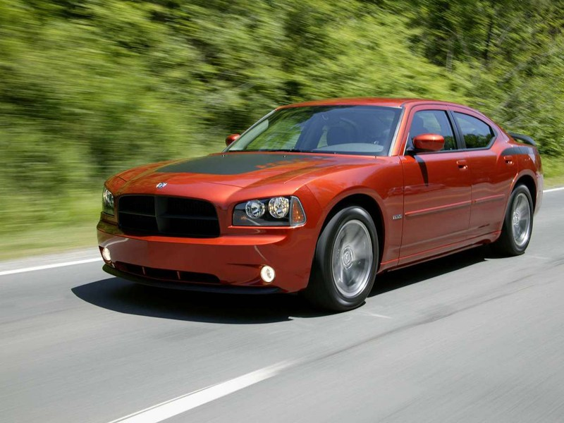 2006 dodge charger review