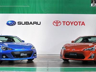Subaru и Toyota продолжат совместную работу над общими моделями
