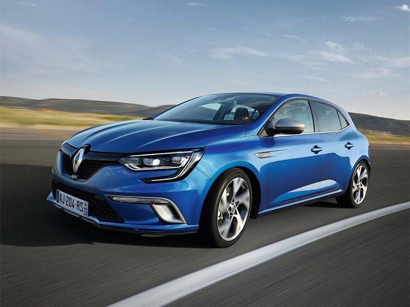 Renault Megane 2016 Европейская штучка