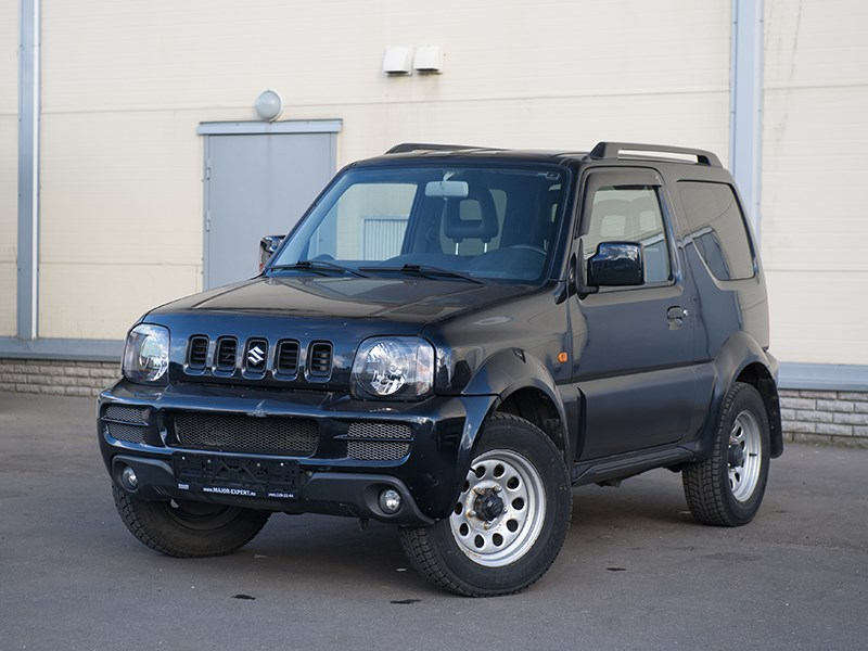 Suzuki Jimny - suzuki jimny 1998 гном из гномов