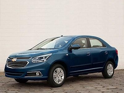Обновленный Chevrolet Cobalt дебютирует в декабре