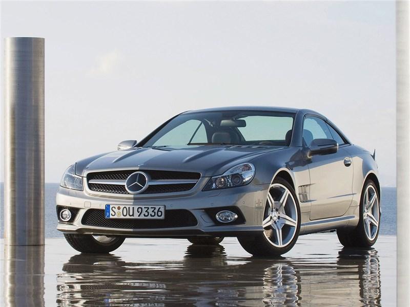 Mercedes-Benz SL-Class R230 рест.