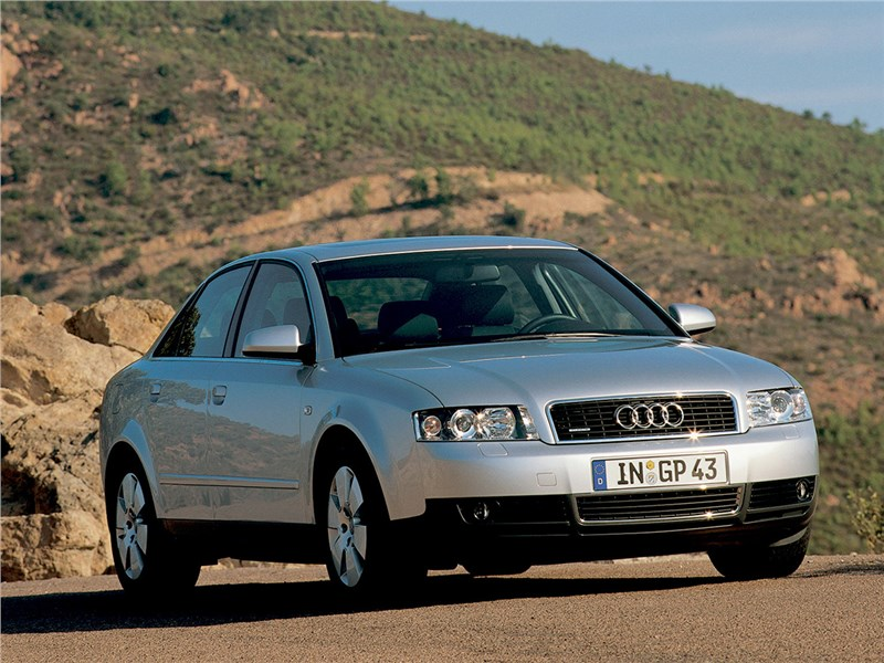 Audi A4 B5 рест.