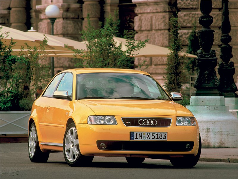Audi S3 8L рест.