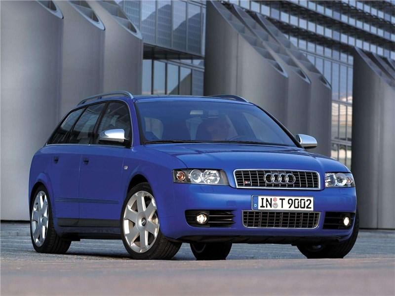 Audi S4 B5 рест.