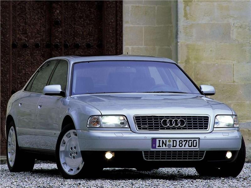 Audi A8 D2 рест.