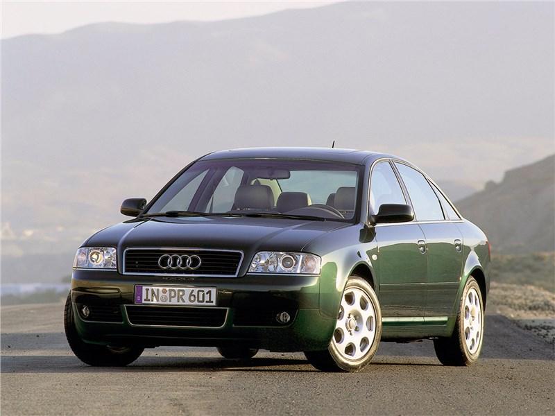 Audi A6 C5 рест.