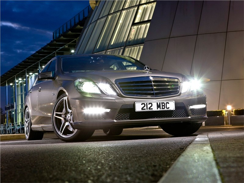 Mercedes-Benz E-Class AMG W212_S212_C207_A207