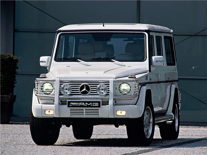 Mercedes-Benz G-Class AMG W463