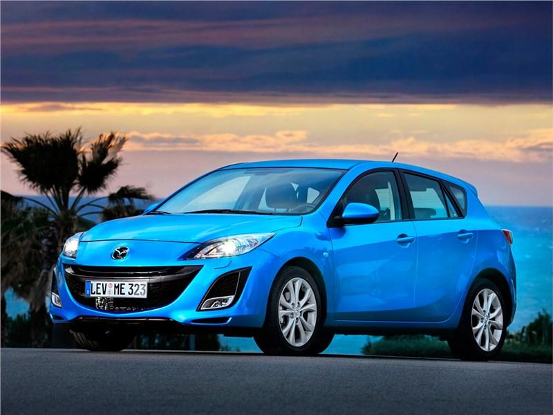 Mazda, 3
