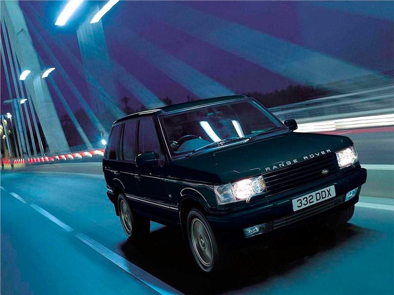 Аристократы бездорожья (Range Rover, Lexus LХ470, Mercedes-Benz G-Klasse) Range Rover поколение L322