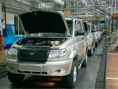 УАЗ повышает цены на свои машины