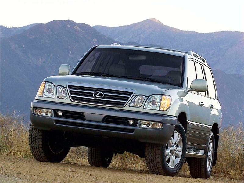 Lexus LX II