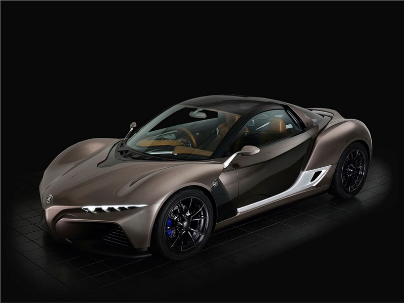 Yamaha Sports Ride concept 2015 Драйверский аккорд