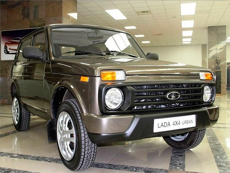 В Европе начались продажи российской Lada 4x4 Urban