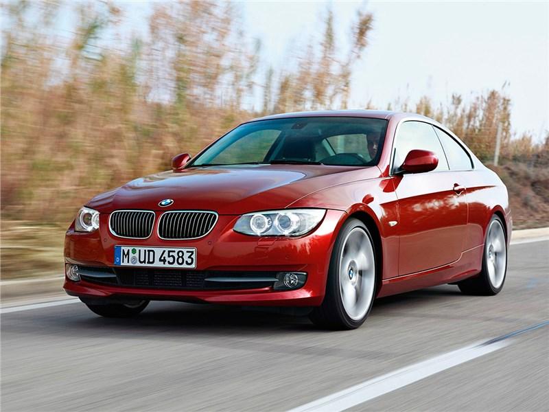 BMW 3 Series E90 / E91 / E92 / E93 [Restyling] Coupe 325i