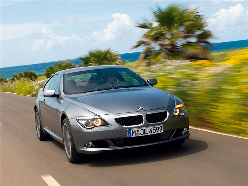 BMW 6 series E63_E64