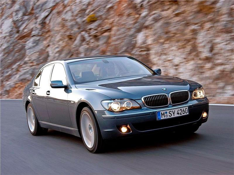 BMW 7 series E65_E66_ рест.
