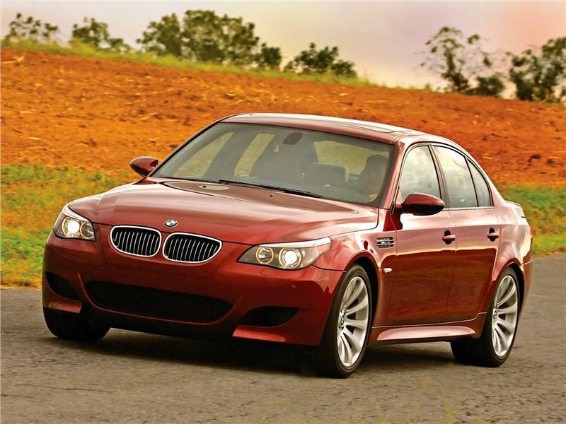 BMW M5 E60_E61