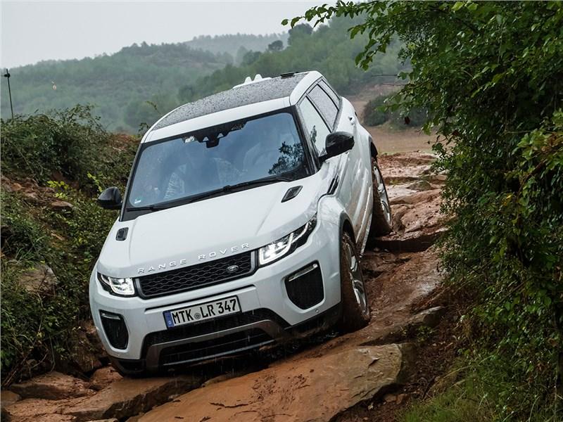 Land Rover Range Rover Evoque 2016 Всегда, везде...