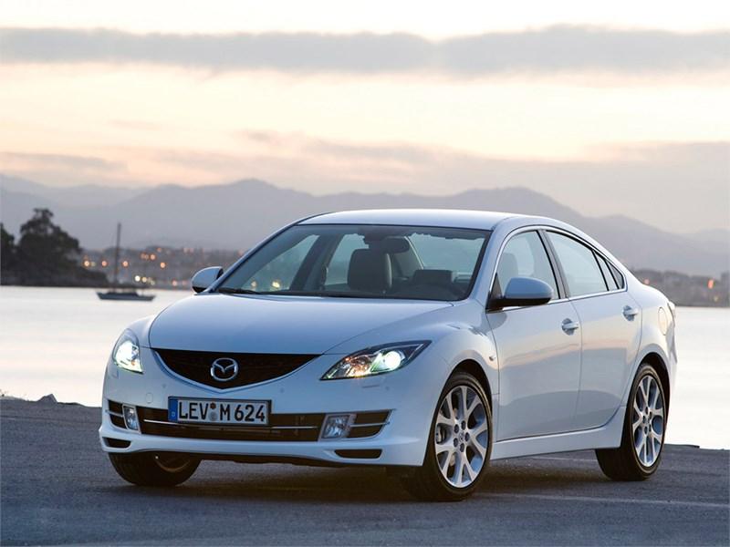 Mazda отзывает более 374 тысячи автомобилей из США