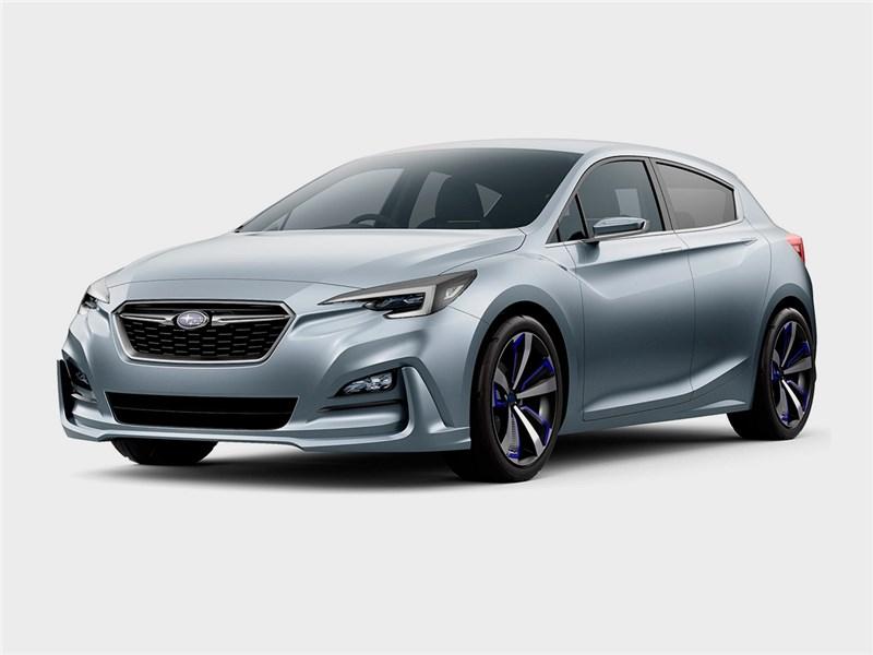 Subaru Impreza 5-Door concept 2015 Новатор