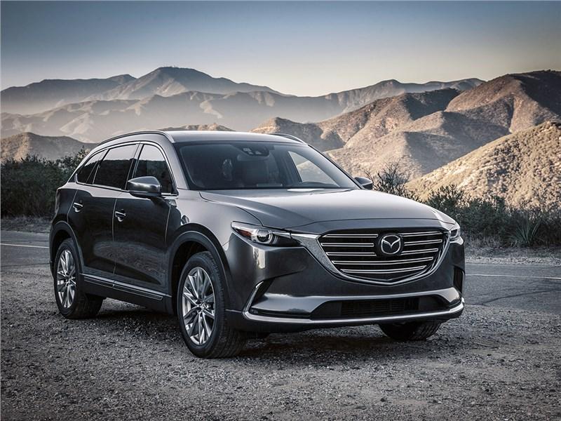 Новый Mazda CX-9: позвольте себе больше