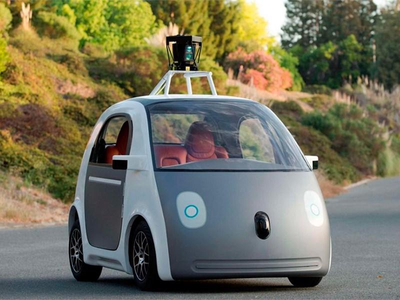 Беспилотные автомобили Google обучаются в виртуальной реальности