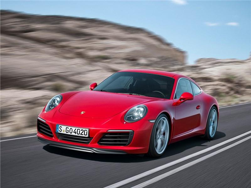 Porsche 911 Carrera S 2016 Лекарство от старости