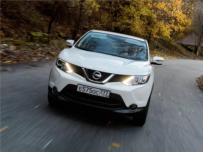 Nissan Qashqai 2014 Лучше чем в Англии