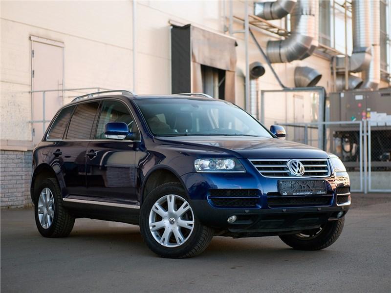 Volkswagen Touareg - volkswagen touareg 2002 клубок противоречий