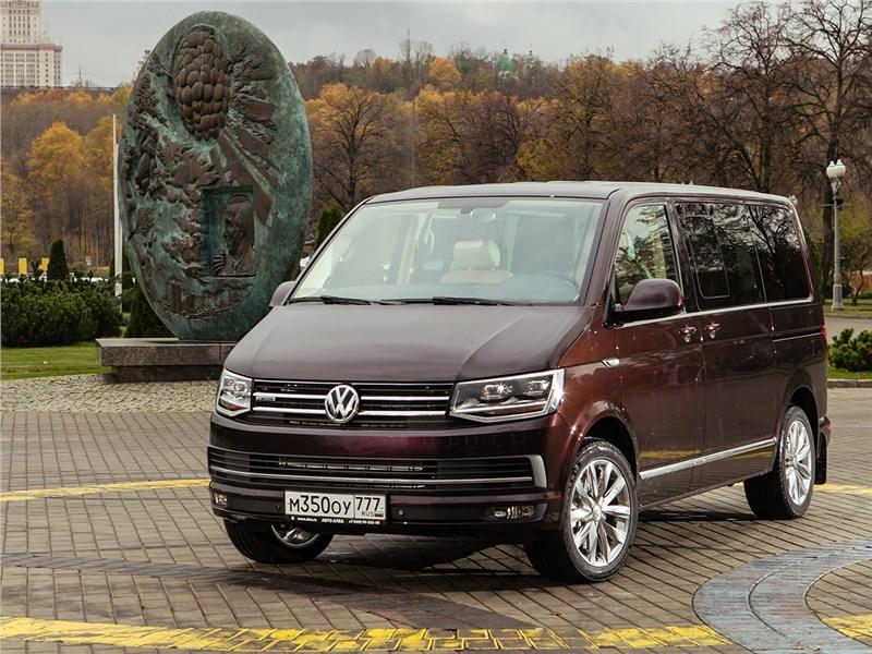 Volkswagen Multivan 2015 Категория люкс