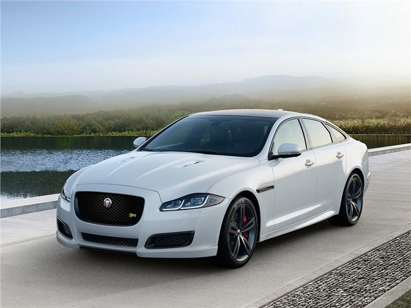 Мечты сбываются (Audi A8,BMW 7 Series,Jaguar XJ,Lexus LS,Mercedes-Benz S-Klasse,Volkswagen Phaeton) XJ