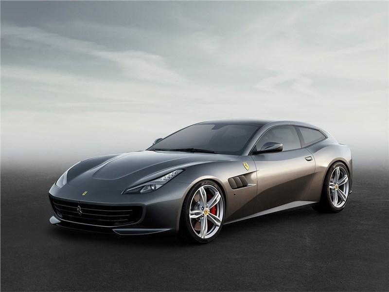 Новый Ferrari GTC4 Lusso - Ferrari GTC4 Lusso 2016 Спортивный шик