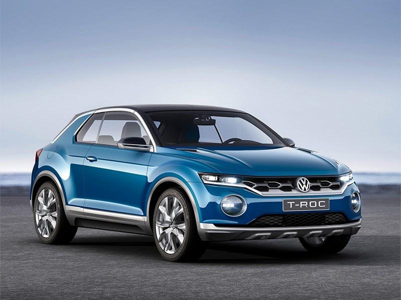 Volkswagen выпустит новый кроссовер на базе Polo
