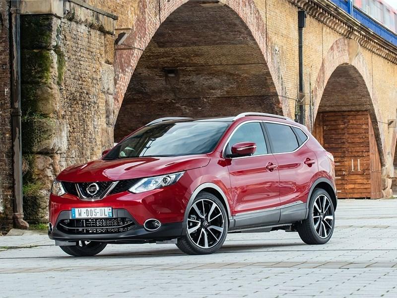 Nissan выведет на европейский рынок Qashqai с автономным управлением