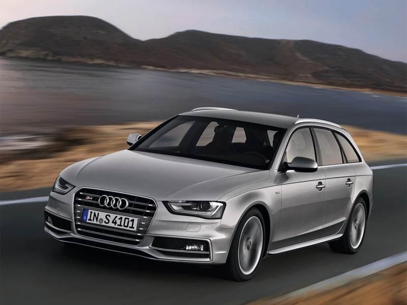 Audi RS4 Avant уже в России