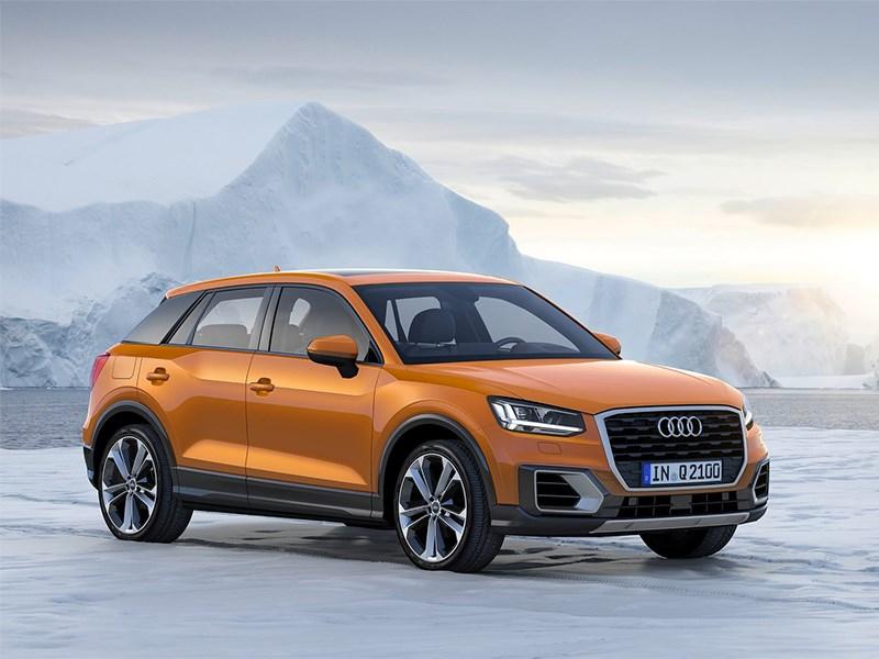 Audi пополнит российскую линейку автомобилей новым кроссовером