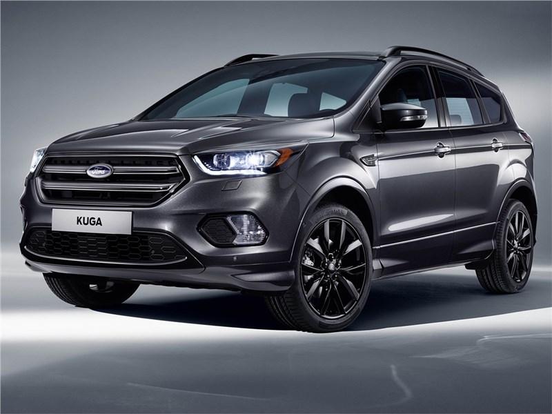 Новый Ford Kuga - Ford Kuga 2017 Новые полномочия