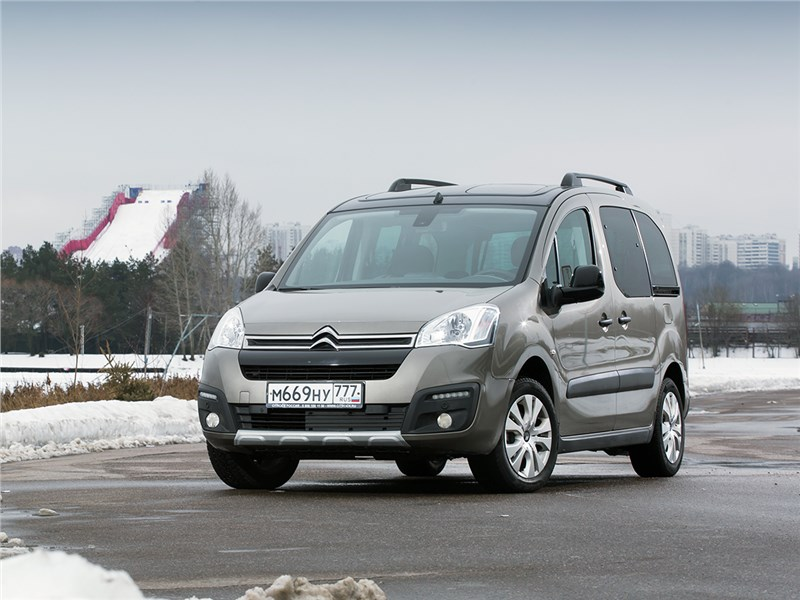 Citroen Berlingo - citroen berlingo 2015 специальный агент