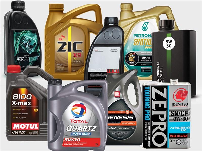 Для автомобилистов - как ведет себя масло при нагреве?