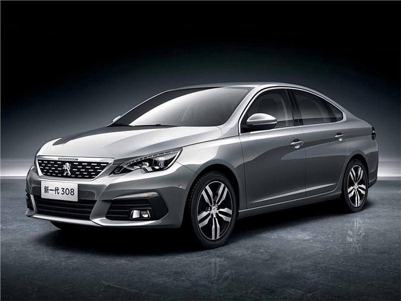 Peugeot 308 2016 Совместными силами