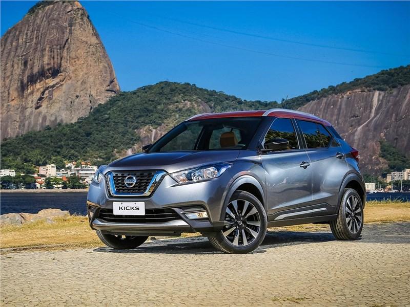 Nissan Kicks 2017 Серьезные намерения
